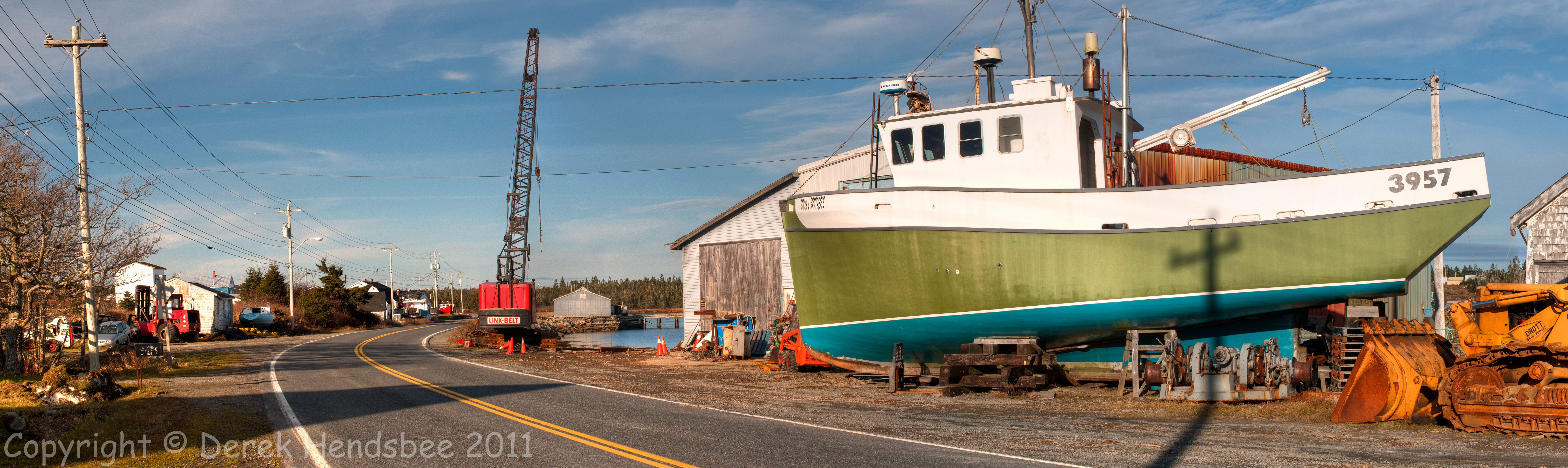 Old fishing boat get out in guysborough county for Nova scotia fishing